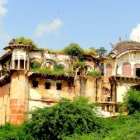 Palace of Lohagarh, Bharatpur, Rajasthan, India, Бхаратпур