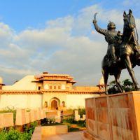 Kishori Mahal Secretariate of Maharaja Surajmal, Bharatpur, Бхаратпур