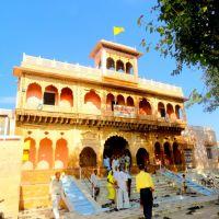 Bihari Temple, Lohagarh, Bharatpur, Бхаратпур