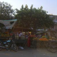bus stand bharatpur rajasthan india, Бхаратпур