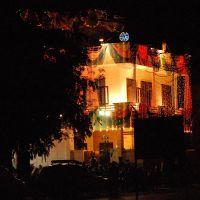 DPAK MALHOTRA, nice house decor with lights, Gandhi Nagar, Bhilwara main city, Bhilwara 311001, Rajasthan, Bharat, Бхилвара