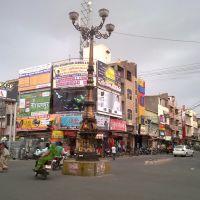 Circle near Soochna Kendra Bhilwara, Бхилвара