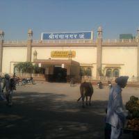 rly station      ( padaro hamray desh), Ганганагар