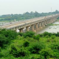 Banas Bridge, Tonk. India, Тонк