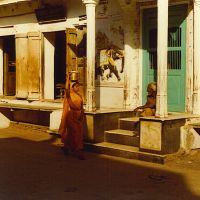 Udaipur 1980 street life....© by leo1383, Удаипур