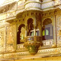 Udaipur 1980 City Palace-© by leo1383, Удаипур