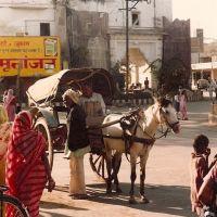 Udaipur 1980 Taxi...© by leo1383, Удаипур