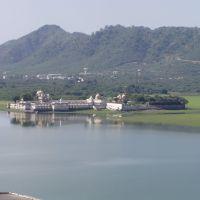 Holtel Lake P, Udaipur, Удаипур