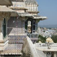 Udaipur City Palace, Удаипур