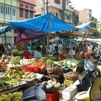 mercato della frutta, Удаипур