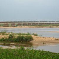 குளித்தலை - முசிறி பாலம் Kulithalai-Musiri Bridge, Аруппокоттаи