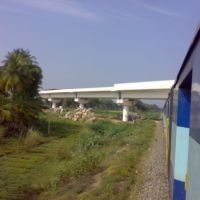 LALAPET OVER BRIDGE, KARUR, Ванииамбади