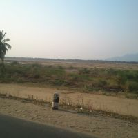Kulithalai to Karur Road, Ванииамбади