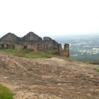 REMAINS AT DINDIGUL FORT, Диндигул