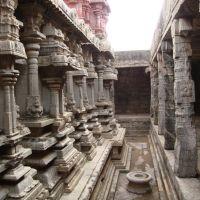 DSC04239 திண்டுக்கல்-பத்மகிரிகோட்டை கோயில் north side - मंदिर का प्रहार  view from Dhindukkal PadmagiriKottai15, Диндигул