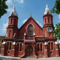 Church at karur, Карур