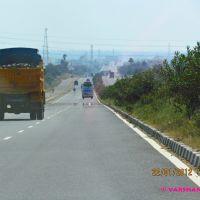 bangalore NH road in karur, Карур