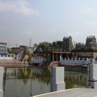 DSC07892 ஆதி கும்பேஸ்வரர் சுவாமி திருக்கோயில் குளம், Aadhi Kumbaeswarar Swamy Thirukkoil Kulam(Temple Pond), Кумбаконам
