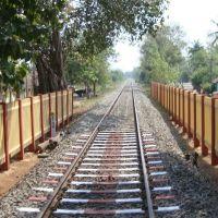 DSC07930 Rly Crossing, Кумбаконам