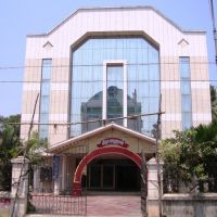 DSC07980 மீரா மஹால் Meera Mahal bears the image of the Hospital, Кумбаконам