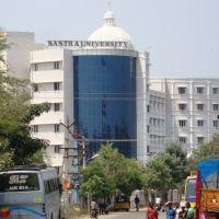 DSC08048 சாஸ்த்ரா பல்கலைகழகம்Sastra University, Кумбаконам