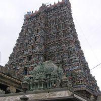Meenakshi temple, Мадурай