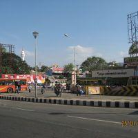 Madurai, Bus Station, Мадурай