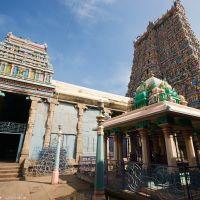 Templo de Sri Meenakshi 1, Мадурай