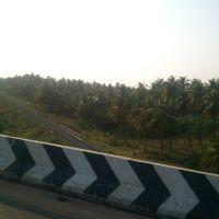 Kulithalai to Karur Road, Нагеркоил