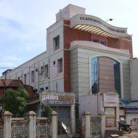 TSH - Team Speciality Hospital - என் கே காஜா மொய்தீன் நினைவு மருத்துவ வளாகம்  புதுக்கோட்டை NK Kaja Moidheen Memorial Medical Complex Pudhukkottai    4490, Пудуккоттаи