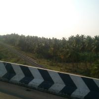 Kulithalai to Karur Road, Раяпалаииам