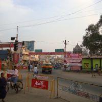 DSC08344 வேலூர், செட்பெட், வந்தவாசி, காஞ்சிபுரம் செல்ல பிரியும் சாலை  Diversion for Vellore, Chetpet, Vandhavaasi, Kaancheepuram  06.43.32, Тируваннамалаи