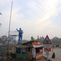 DSC08354 Ambedkar Statue near Railway Gate, Тируваннамалаи