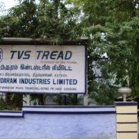 DSC04929 TVS Tread - Sundaram Industries Limited, Tirunelveli 20101127  080, Тирунелвели