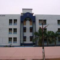 DSC03651  ஜமால் முகமது கல்லூரி _ புதிய விடுதி Jamal Md College-New Hostel   16.13.33, Тируччираппалли