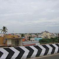 DSC05019  திருச்சிராப்பள்ளி கிழக்கு Tiruchchy East   - Rock Fort in the BackGround  Thiruchchiraappalli  21  11.20.16, Тируччираппалли