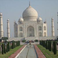 Le Taj Mahal près dAgra (Inde), Агра