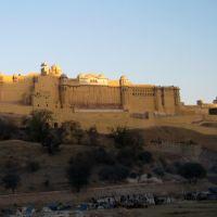 El fuerte ambar, Агра