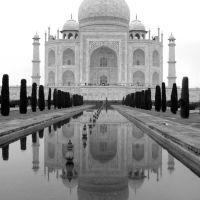 Taj Mahal, Агра