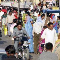 Street in Agra, Агра