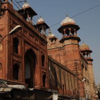 Agra,Jama Masjid, Агра