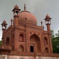 Red Taj, Агра