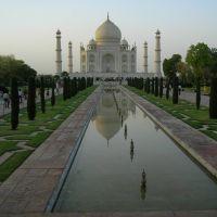 Il Taj-Mahal, Агра