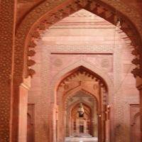 Jama Masjid in Agra, Агра