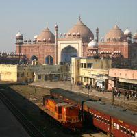 Agra - Jama Masjid (1648), Агра