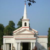 Church in Naqvi Park,Aligarh, Алигар