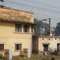 Dpak Malhotra, इलाहबाद रेलवे स्टेशन, Allahabad Junction, दिल्ली - बिहार - बंगाल - असम रेल मार्ग, उत्तर प्रदेश राज्य भारत, Uttar Pradesh, Bharat, Аллахабад
