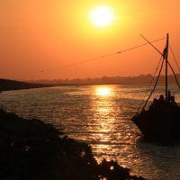 το Ηλιοβασίλεμα / Sunset, Аллахабад