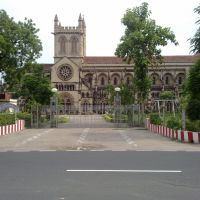 Pride of Civil Line_Allahabad_All Saints Cathedral (Patthar Girja), Аллахабад