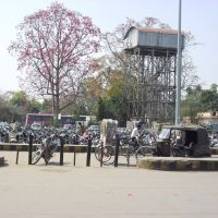 allahabad vechical parking stand, Аллахабад